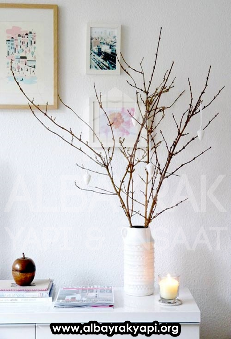Sonbahar dekorasyon önerisi